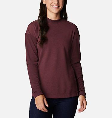 Women's Pine Street™ Long Sleeve Knit Pine Street™ LS Knit | 010 | L, Malbec, front