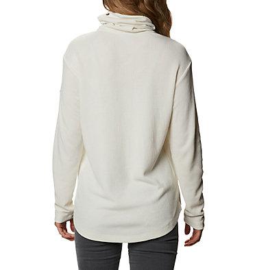 Chandail avec col cagoule boutonné Pine Street™ pour femme Pine Street™ Split Cowl Neck | 485 | L, Chalk, back