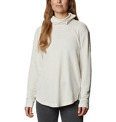 Women's Pine Street™ Split Cowl Neck Shirt Pine Street™ Split Cowl Neck | 485 | L, Chalk, front