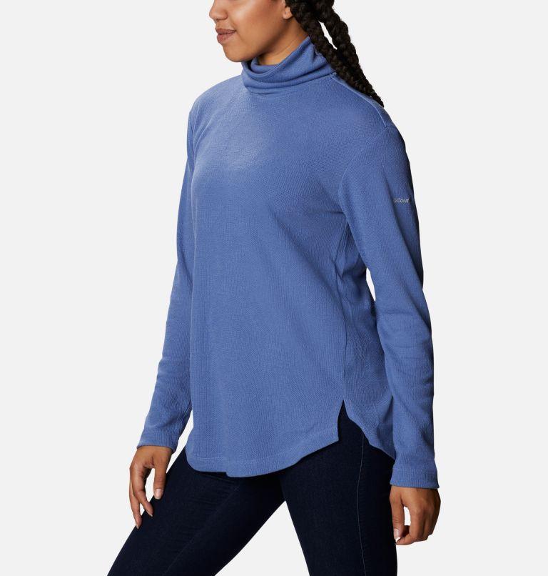 Women's Pine Street™ Split Cowl Neck Shirt Women's Pine Street™ Split Cowl Neck Shirt, a1