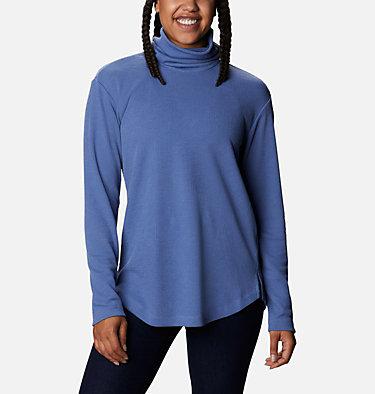 Women's Pine Street™ Split Cowl Neck Shirt Pine Street™ Split Cowl Neck | 485 | L, Velvet Cove, front
