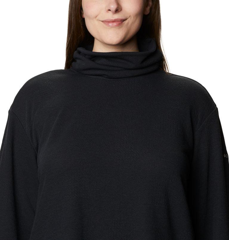 Women's Pine Street™ Split Cowl Neck Shirt - Plus Size Women's Pine Street™ Split Cowl Neck Shirt - Plus Size, a2