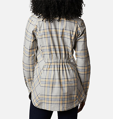 Women's Sunday Summit™ Plaid Tunic Sunday Summit™ Plaid Tunic | 011 | L, Ceramic Plaid, back