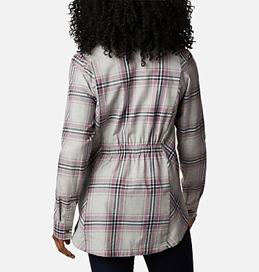 Women's Sunday Summit™ Plaid Tunic Sunday Summit™ Plaid Tunic | 011 | L, Winter Mauve Plaid, back