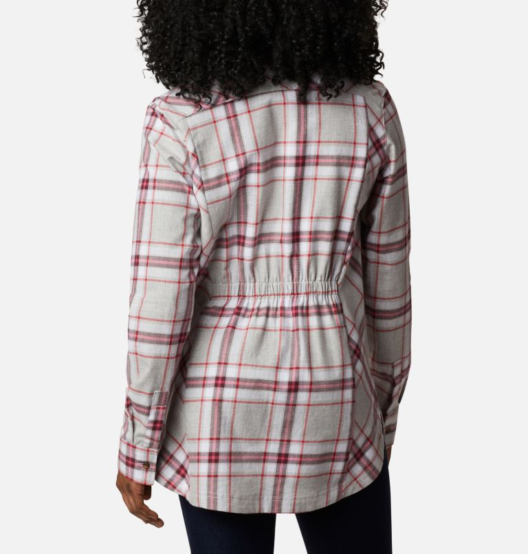 Women's Sunday Summit™ Plaid Tunic Women's Sunday Summit™ Plaid Tunic, back