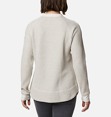 Chandail Chillin™ pour femme Chillin™ Sweater | 191 | L, Chalk Thermal, back