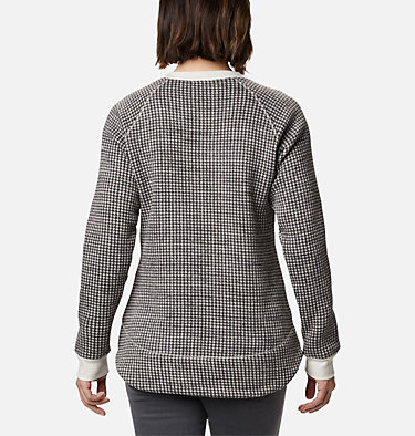 Women's Chillin™ Sweater Chillin™ Sweater | 191 | L, Chalk Houndstooth, back