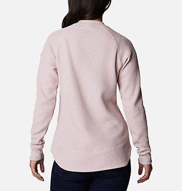 Women's Chillin™ Sweater Chillin™ Sweater | 191 | L, Mineral Pink Thermal, back