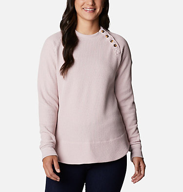Women's Chillin™ Sweater Chillin™ Sweater | 191 | L, Mineral Pink Thermal, front