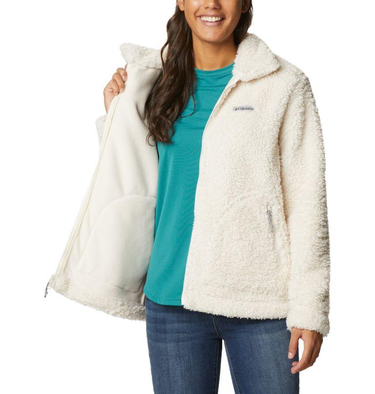 Winter Pass™ Sherpa FZ | 192 | XXL Women's Winter Pass™ Sherpa Full Zip Jacket, Chalk, a3
