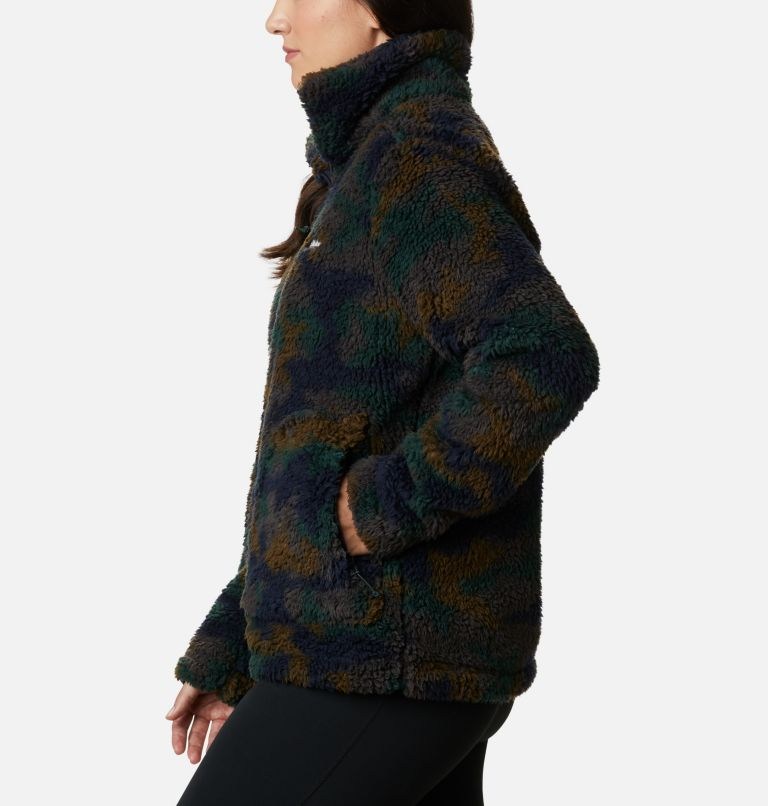 Women's Winter Pass™ Sherpa Full Zip Jacket Women's Winter Pass™ Sherpa Full Zip Jacket, a1