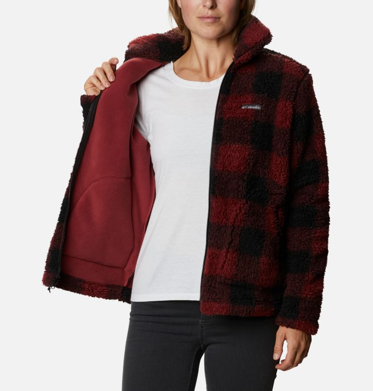 Women's Winter Pass™ Sherpa Full Zip Jacket Women's Winter Pass™ Sherpa Full Zip Jacket, a3