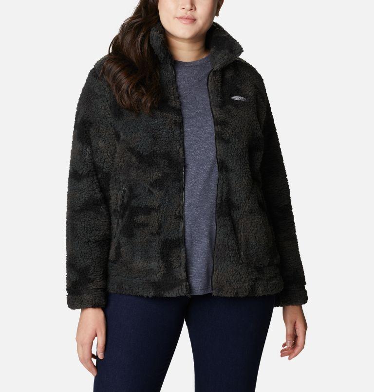 Winter Pass Sherpa Jacke für Frauen Winter Pass Sherpa Jacke für Frauen, a4