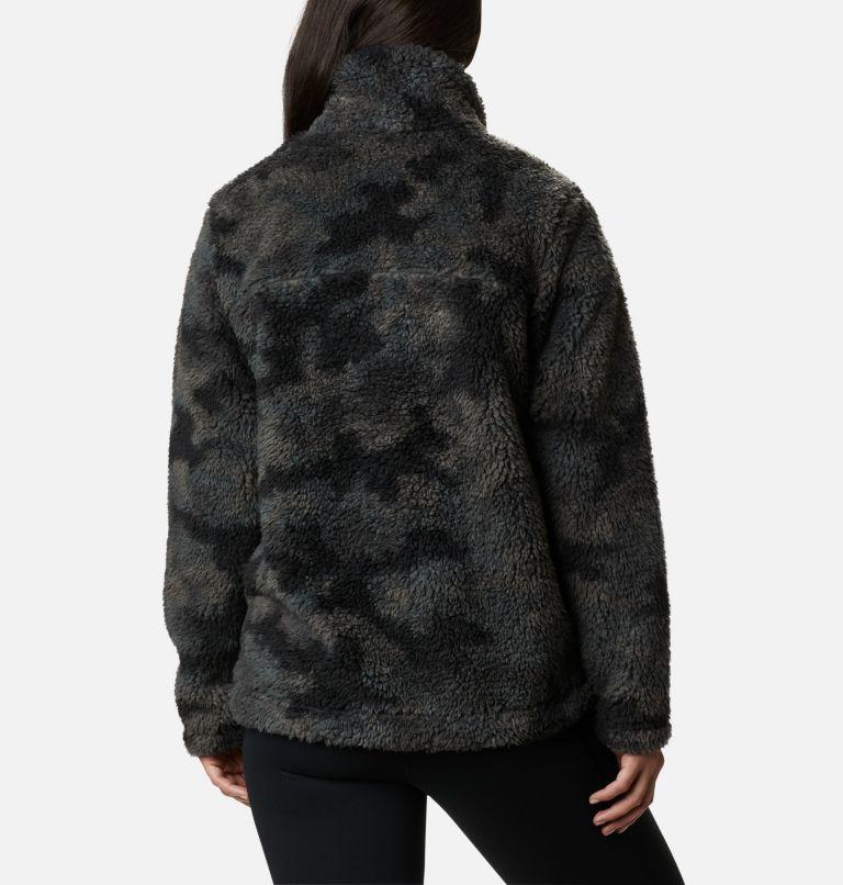 Winter Pass Sherpa Jacke für Frauen Winter Pass Sherpa Jacke für Frauen, back