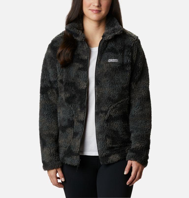 Winter Pass Sherpa Jacke für Frauen Winter Pass Sherpa Jacke für Frauen, front