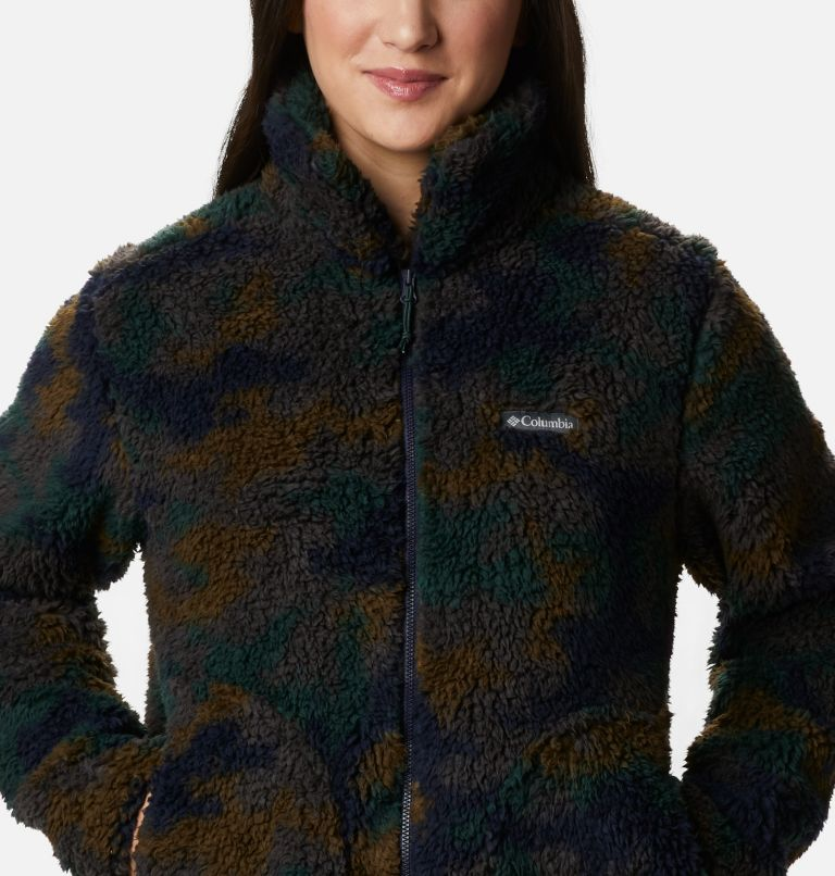 Women's Winter Pass Sherpa Jacket Women's Winter Pass Sherpa Jacket, a2