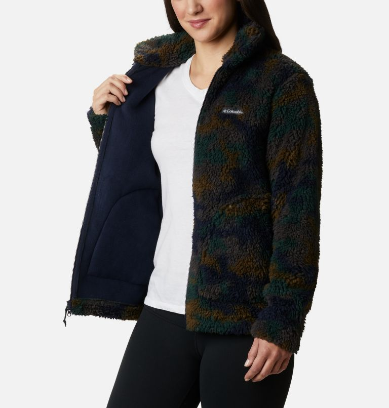 Women's Winter Pass Sherpa Jacket Women's Winter Pass Sherpa Jacket, a3