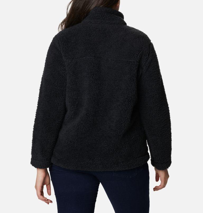 Women's Winter Pass™ Full Zip Fleece Jacket - Plus Size Women's Winter Pass™ Full Zip Fleece Jacket - Plus Size, back