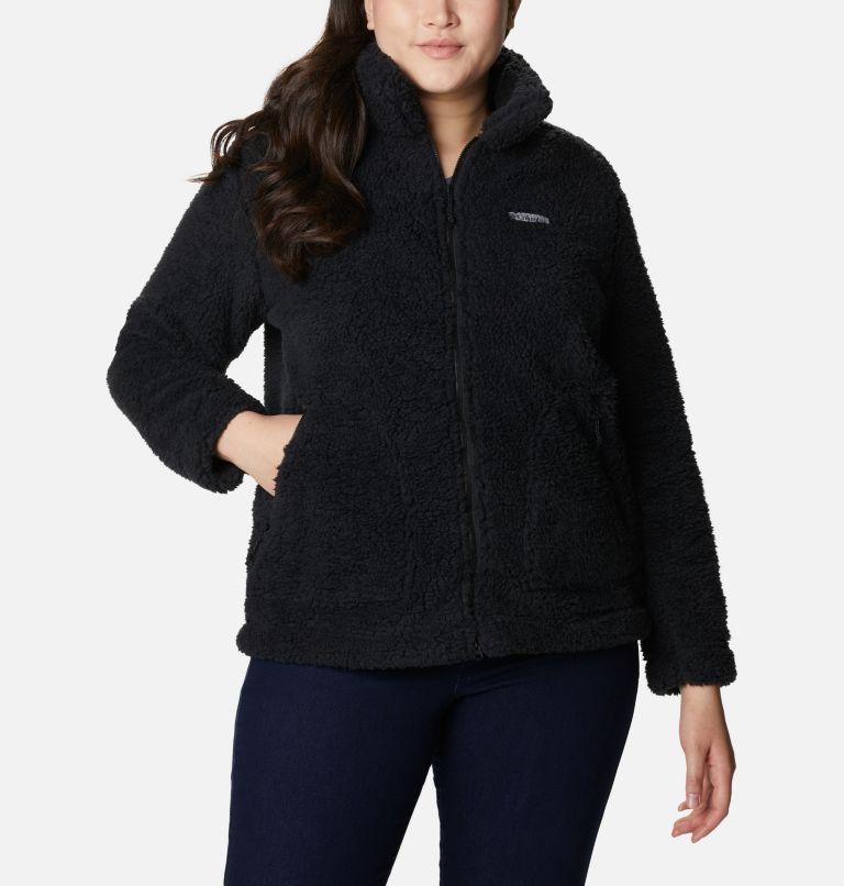 Women's Winter Pass™ Full Zip Fleece Jacket - Plus Size Women's Winter Pass™ Full Zip Fleece Jacket - Plus Size, front