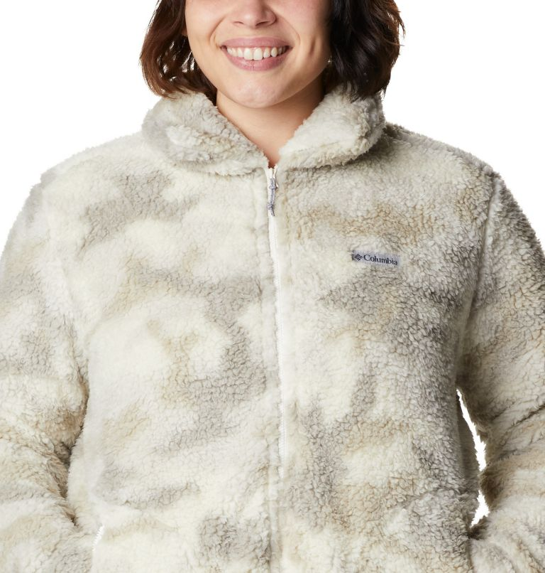 Women's Winter Pass™ Full Zip Fleece Jacket - Plus Size Women's Winter Pass™ Full Zip Fleece Jacket - Plus Size, a2