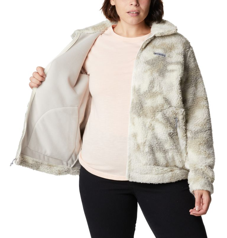 Women's Winter Pass™ Full Zip Fleece Jacket - Plus Size Women's Winter Pass™ Full Zip Fleece Jacket - Plus Size, a3