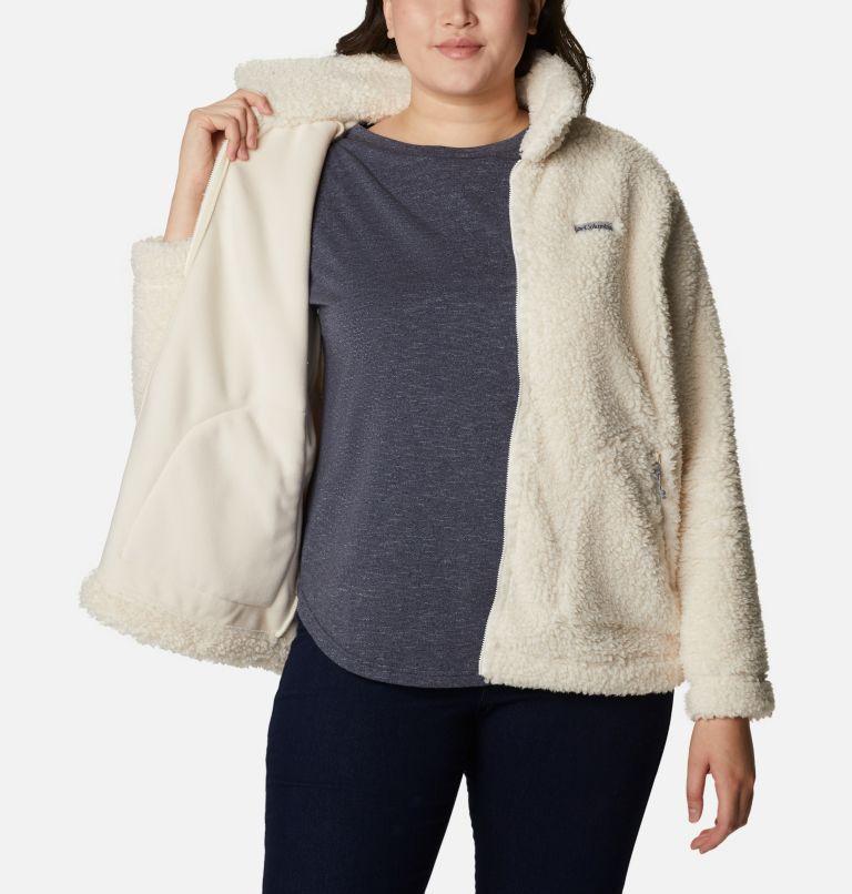 Women's Winter Pass™ Full Zip Fleece Jacket - Plus Size Women's Winter Pass™ Full Zip Fleece Jacket - Plus Size, a3