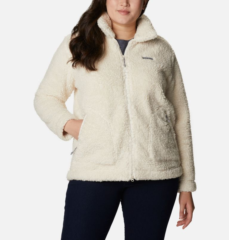 Women's Winter Pass™ Full Zip Fleece Jacket - Plus Size Women's Winter Pass™ Full Zip Fleece Jacket - Plus Size, a4