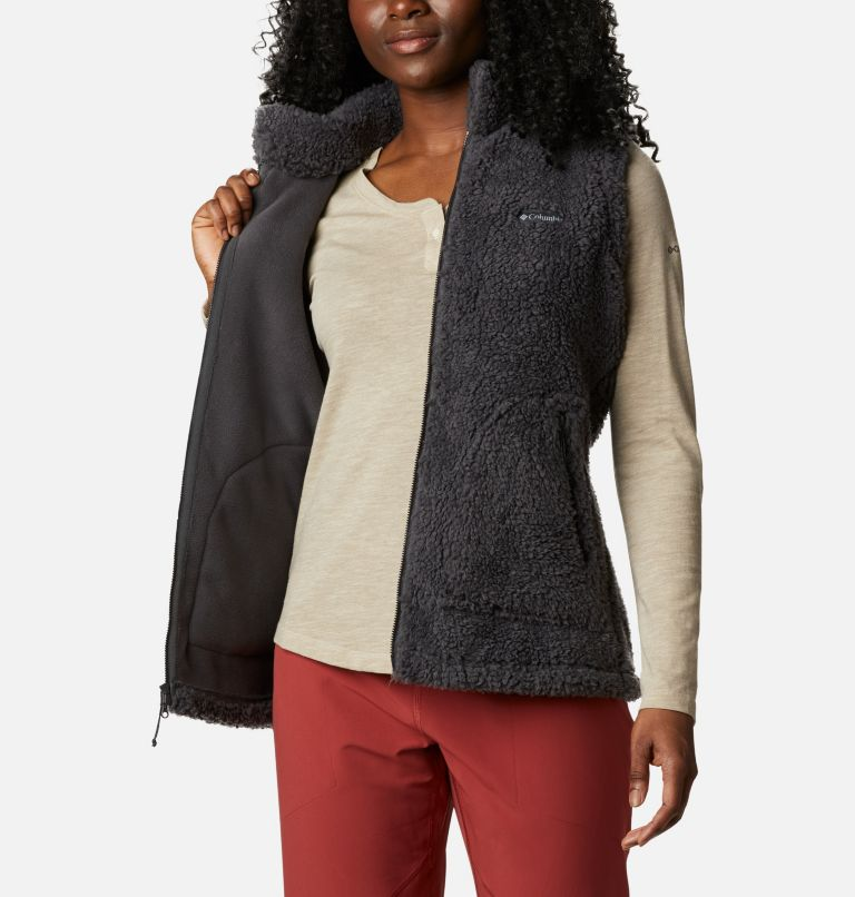 Women's Winter Pass™ Sherpa Vest Women's Winter Pass™ Sherpa Vest, a3
