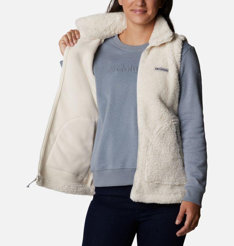 Winter Pass™ Sherpa Vest | 191 | XXL Women's Winter Pass™ Sherpa Vest, Chalk, a3