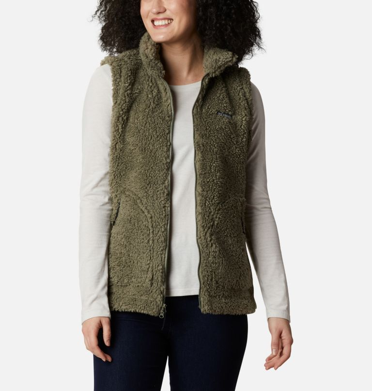 Women's Winter Pass™ Sherpa Vest Women's Winter Pass™ Sherpa Vest, front