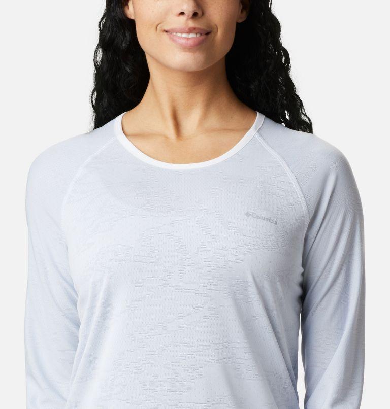 Adventura Hiking™ LS Tee | 100 | XL Adventura Hiking™ Long Sleeve T-Shirt, White Tiger Mesh Camo, a2