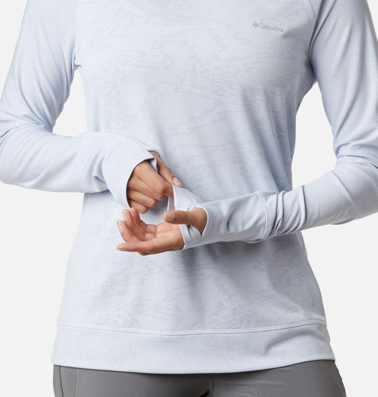 Adventura Hiking™ LS Tee | 100 | XL Adventura Hiking™ Long Sleeve T-Shirt, White Tiger Mesh Camo, a4