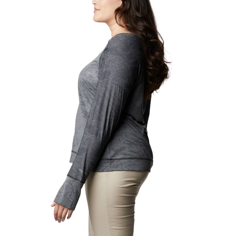 Adventura Hiking™ Long Sleeve T-Shirt -Plus Size Adventura Hiking™ Long Sleeve T-Shirt -Plus Size, a1