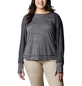 Adventura Hiking™ Long Sleeve T-Shirt -Plus Size