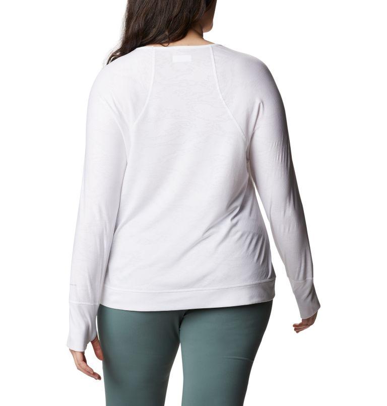 Adventura Hiking™ Long Sleeve T-Shirt -Plus Size Adventura Hiking™ Long Sleeve T-Shirt -Plus Size, back