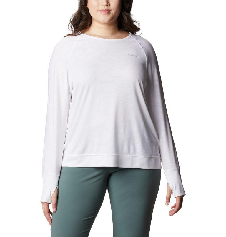 Adventura Hiking™ Long Sleeve T-Shirt -Plus Size Adventura Hiking™ Long Sleeve T-Shirt -Plus Size, front