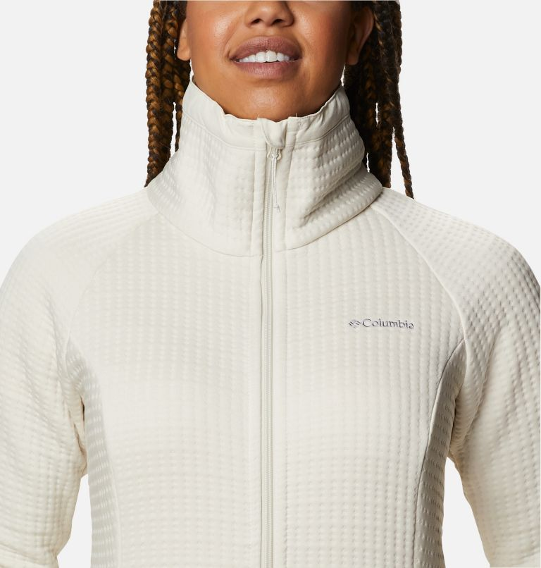 Saturday Trail™ Full Zip | 191 | M Women's Saturday Trail™ Full Zip Jacket, Chalk Heather, a2