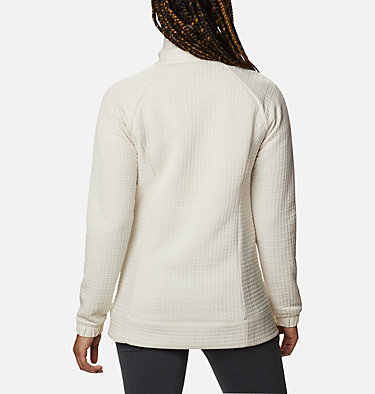 Women's Saturday Trail™ Full Zip Jacket Saturday Trail™ Full Zip | 673 | L, Chalk Heather, back