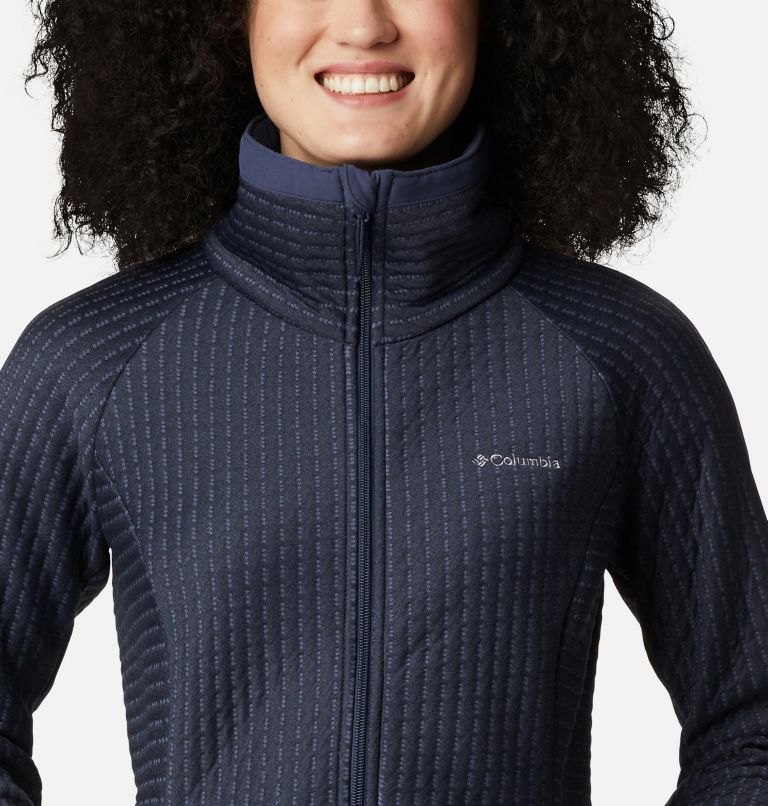 Saturday Trail™ Full Zip | 466 | XL Women's Saturday Trail™ Full Zip Jacket, Nocturnal, a2