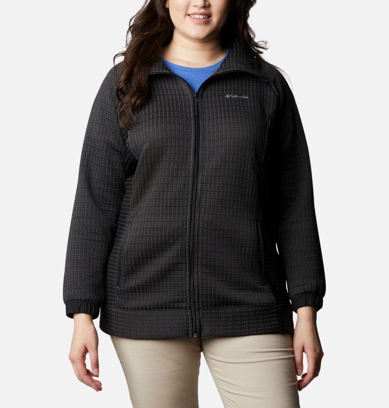 Women's Saturday Trail™ Full Zip Jacket - Plus Size Women's Saturday Trail™ Full Zip Jacket - Plus Size, front
