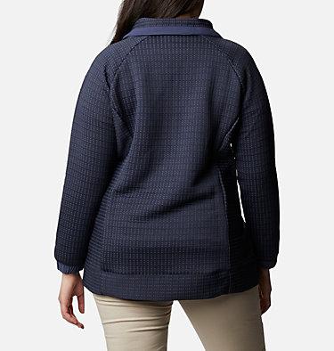 Manteau à fermeture éclair Saturday Trail™ pour femme - Grandes tailles Saturday Trail™ Full Zip   673   2X, Nocturnal, back