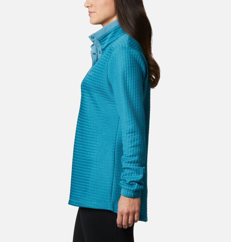 Saturday Trail™ Pullover | 430 | XL Women's Saturday Trail™ Pullover, Canyon Blue Heather, a1