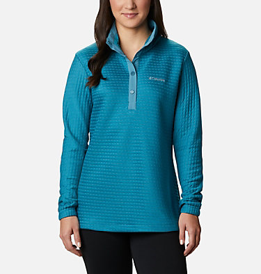 Chandail Saturday Trail™ pour femme Saturday Trail™ Pullover | 673 | L, Canyon Blue Heather, front
