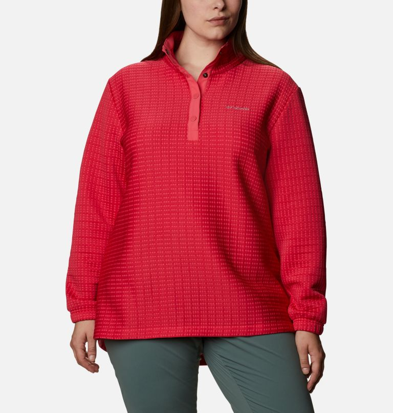 Women's Saturday Trail™ Pullover - Plus Size Women's Saturday Trail™ Pullover - Plus Size, front