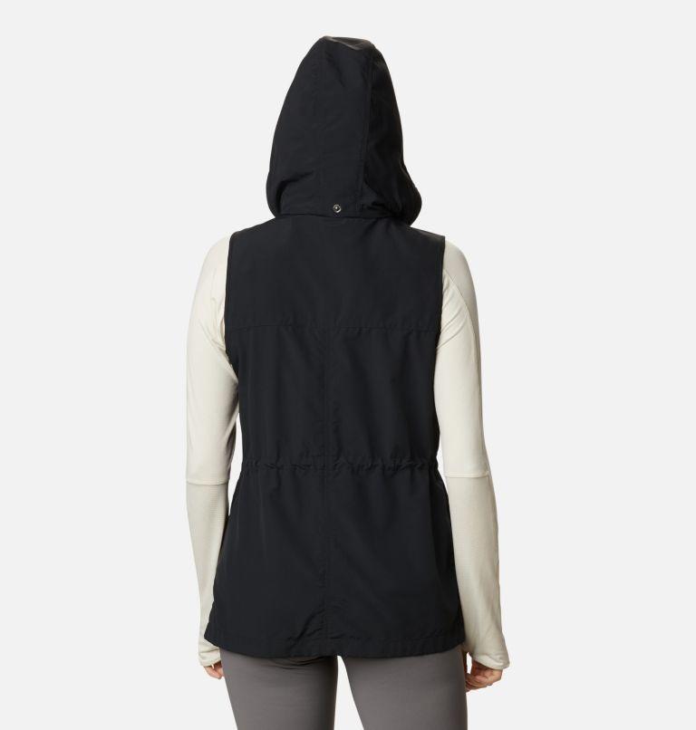 Silver Ridge™ Vest | 010 | L Women's Silver Ridge™ Vest, Black, back
