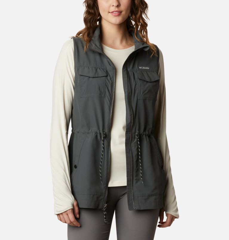 Silver Ridge™ Vest | 028 | M Women's Silver Ridge™ Vest, Grill, front