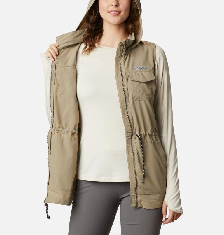 Silver Ridge™ Vest | 221 | XS Women's Silver Ridge™ Vest, Tusk, a3