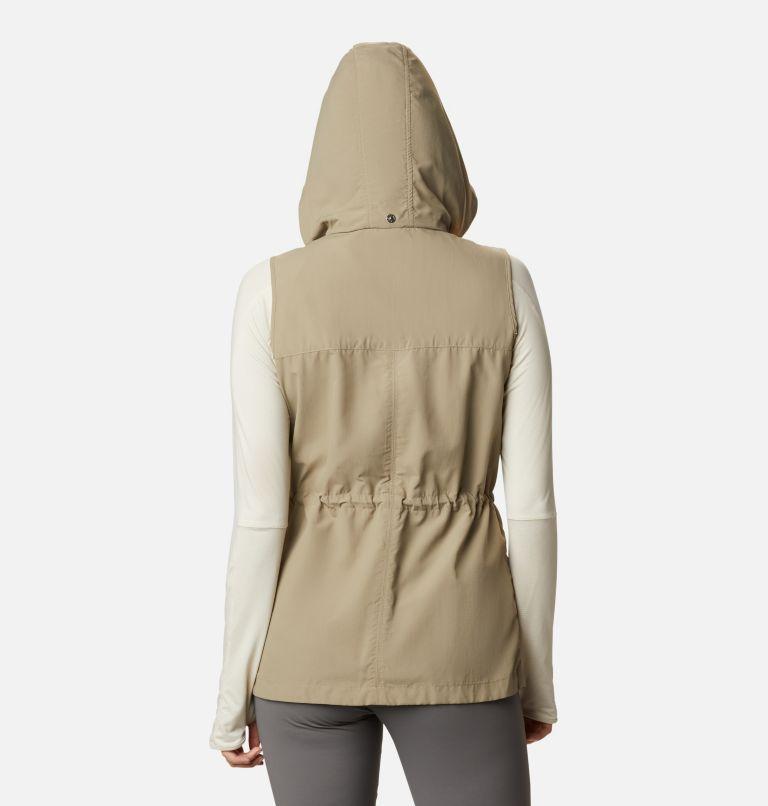Silver Ridge™ Vest | 221 | XS Women's Silver Ridge™ Vest, Tusk, back