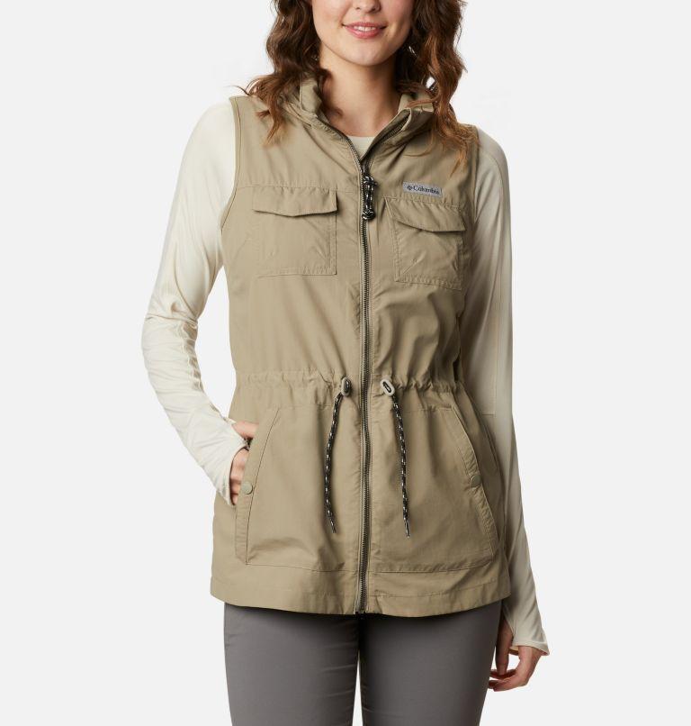 Silver Ridge™ Vest | 221 | XS Women's Silver Ridge™ Vest, Tusk, front