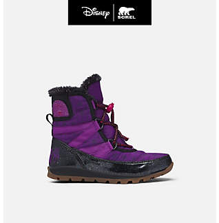 Disney x SOREL Youth Whitney™ Short Frozen 2 Boot –Anna edition